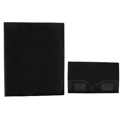 Picture of 2 Pocket Folder with Business Card Slots