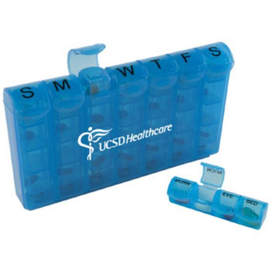 Picture of 28 Compartment Med Minder