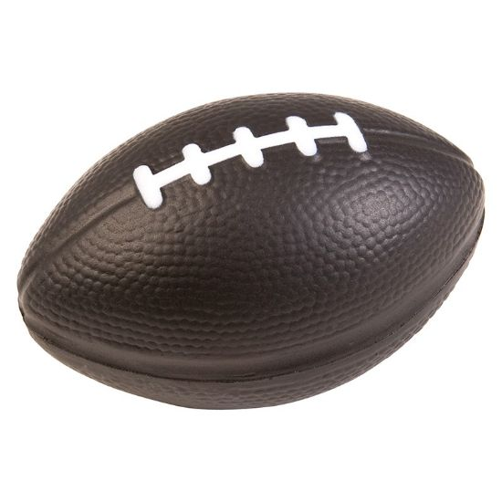 """Picture of 3\"""" Football Stress Reliever (Small)"""