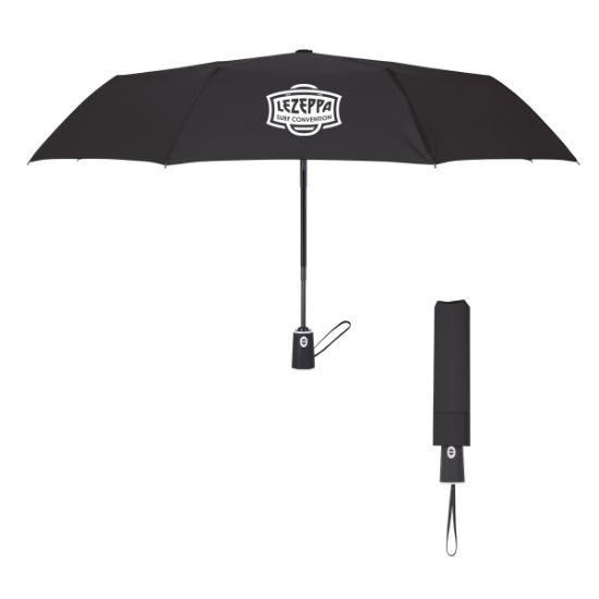 "Picture of 42\"" Arc Turbo Automatic Telescopic Umbrella"