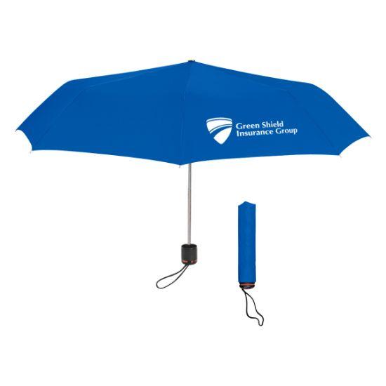 "Picture of 43\"" Arc Super-Mini Telescopic Folding Umbrella"