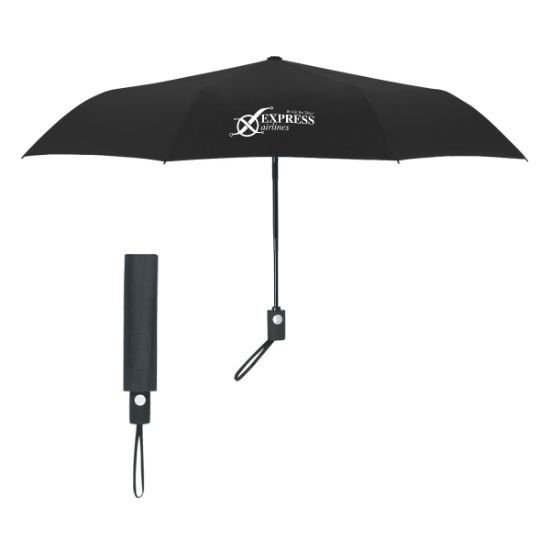 "Picture of 43\"" Arc Telescopic Folding Automatic Open And Close Umbrella"