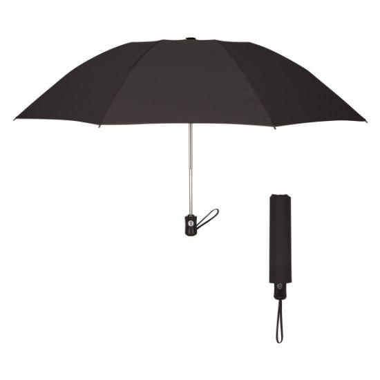 "Picture of 44\"" Arc Super Automatic Telescopic Inversion Umbrella"