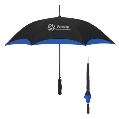 """Picture of 46\"""" Arc Umbrella"""