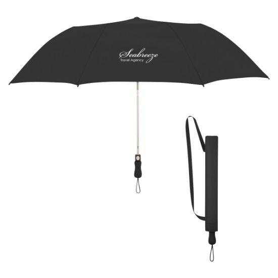 """Picture of 58\"""" Arc Telescopic Folding Umbrella"""