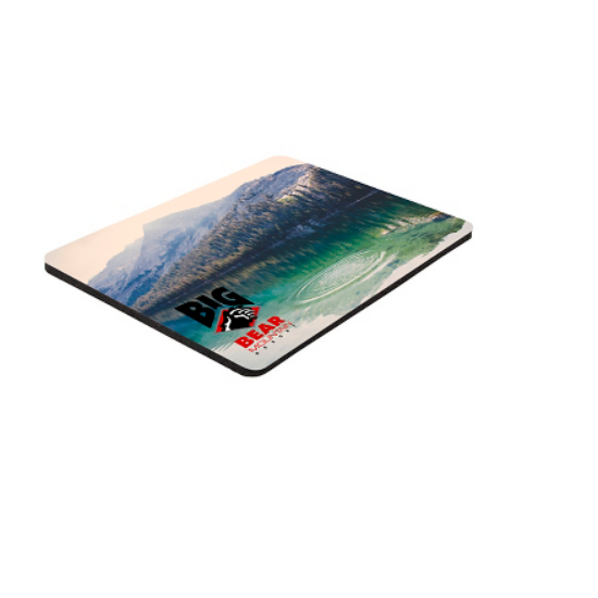 """Picture of 6\"""" x 8\"""" x 1/16\"""" Full Color Soft Mouse Pad"""