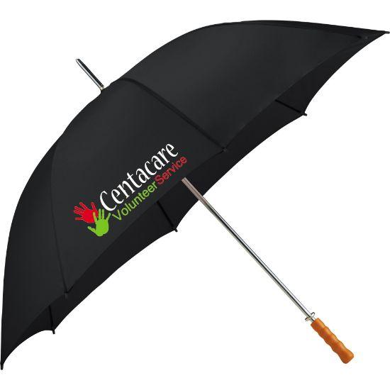 "Picture of 60\"" Palm Beach Steel Golf Umbrella"