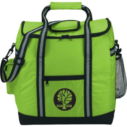 Picture of Beach Side Deluxe 36-Can Event Cooler Bag