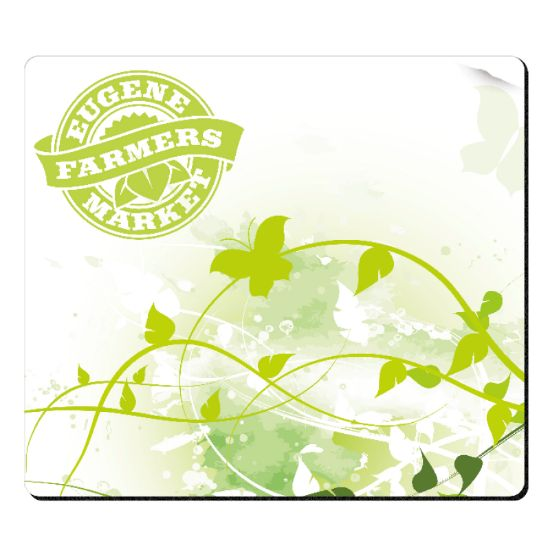 """Picture of BIC 1/8\"""" Fabric Surface Mouse Pad (7-1/2\"""" x 8-1/2\"""")"""