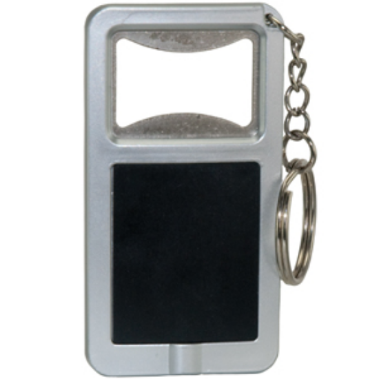 Picture of Bottle Opener and LED Light Key chain