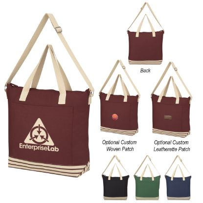 Picture of Bottom Line Cotton Tote Bag