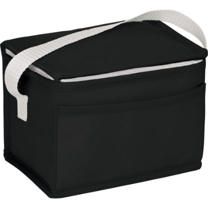 Picture of Budget Non-Woven 6 Can Lunch Cooler Bag