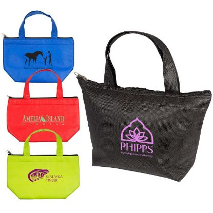 Picture of Budget Non-Woven Cooler Tote