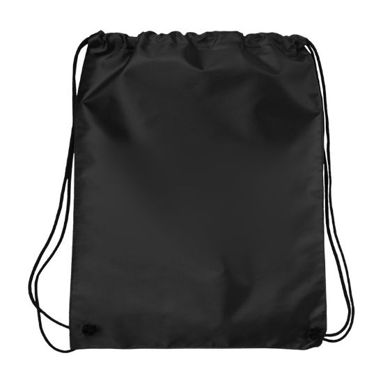 Picture of Cinch Up Drawstring Nylon Backpack