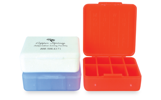 Picture of Compact Pill Box
