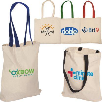 Picture of Econo Cotton Tote Bag