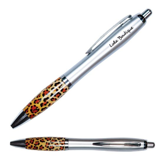 Picture of Emissary Click Pen - Leopard Print