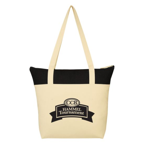 Picture of Farmers Market Canvas Tote Bag
