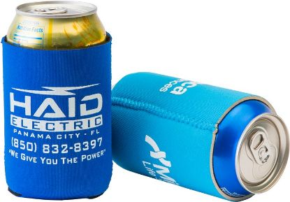 Picture of FoamZone Neoprene Collapsible Can Cooler