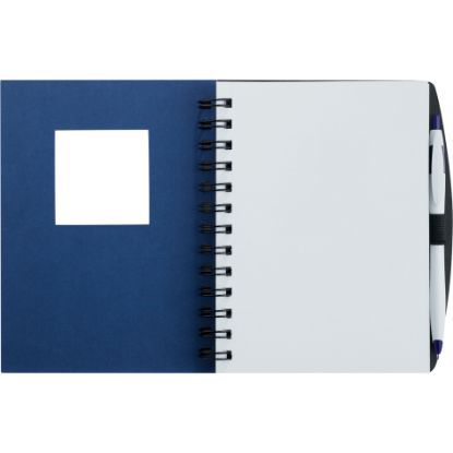 Picture of Frame Square Hardcover Spiral JournalBook™
