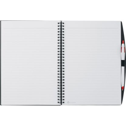 """Picture of Frame Square Large Hardcover Spiral JournalBook™ - 10\"""" H X 0.5\"""" D X 7.75\"""" W"""