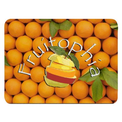 Picture of Full Color Rectangle Mouse Pad