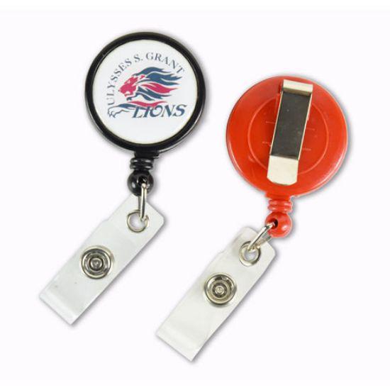 Picture of Jumbo Round Badge Reel