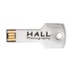 Picture of Key Shape USB Flash Drive- 4 GB