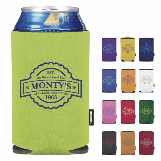Picture of Koozie Collapsible Can Kooler