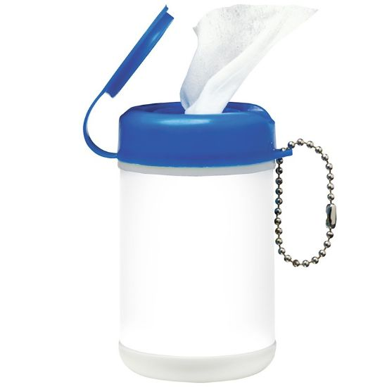 Picture of Mini Canister of Wet Wipes