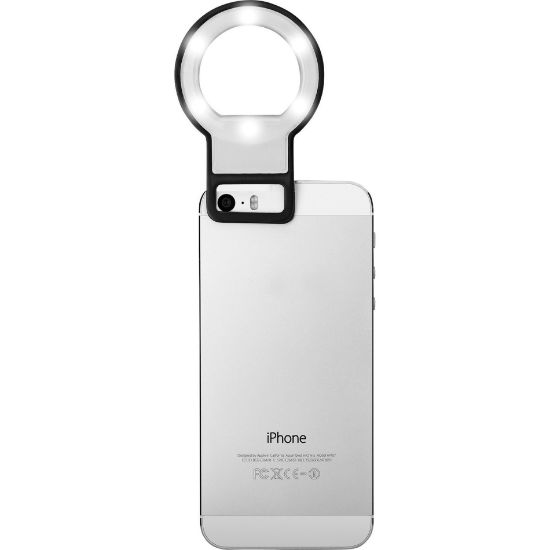 Picture of Mirror LED Selfie Flashlight
