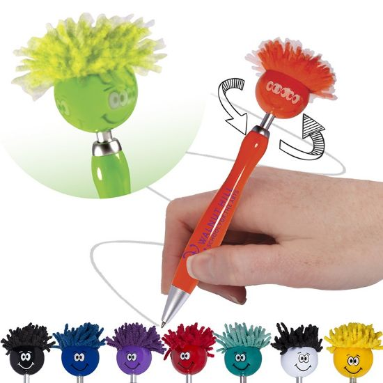 Picture of MopTopper™ Spinner Ball Pen