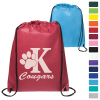 Picture of Non-woven Drawstring Cinch Up Backpack