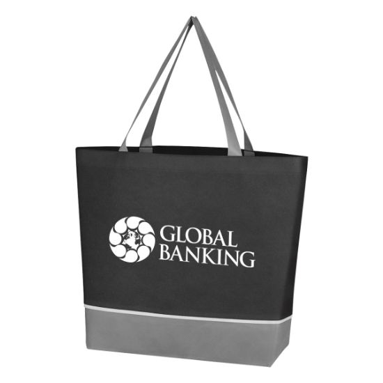 Picture of Non-Woven Overtime Tote Bag