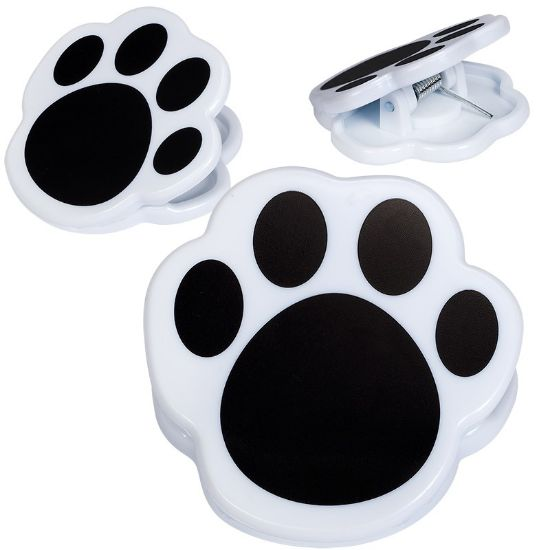 Picture of Pet Paw Magnetic Memo Clip