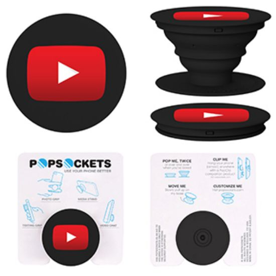 Picture of PopSocket Black-Black