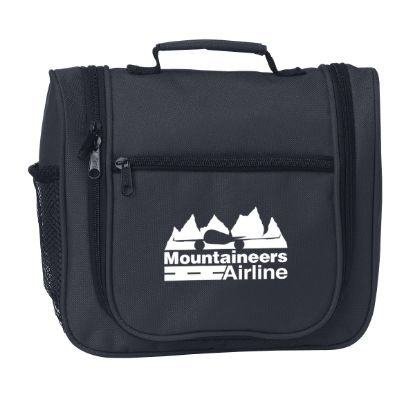 Picture of Deluxe Personal Travel Bag/Pouch