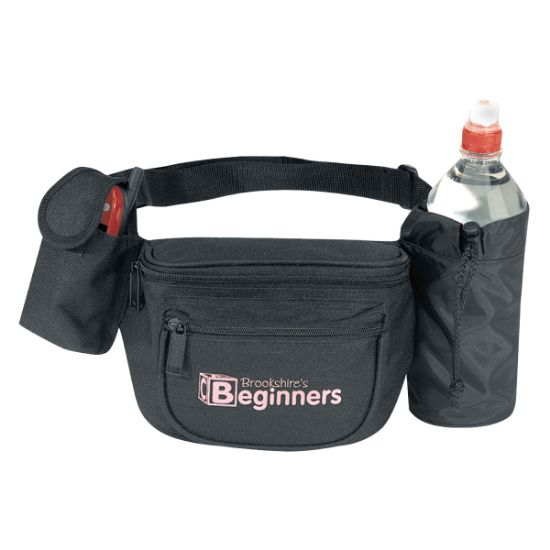 Picture of Fanny Pack with Bottle Holder Pouch
