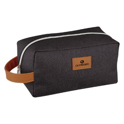 Picture of Heathered Toiletry Bag/Pouch