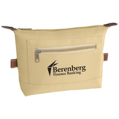 Picture of Microfiber Cosmetic Bag/Pouch
