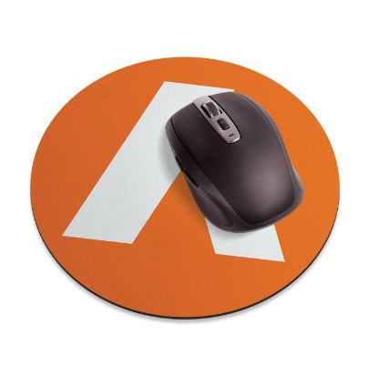 Picture of Recycled Mouse Mat Round