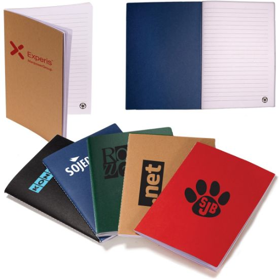 Picture of Recycled Paper Notepad