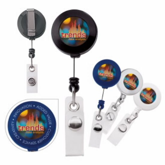 Picture of Retractable Badge Holder 1