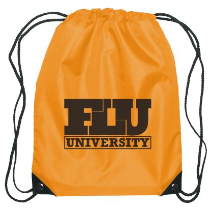 Picture of Hit Sports Cinch Up Drawstring Backpack