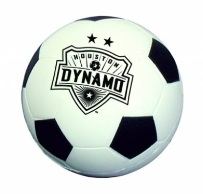 Picture of Soccer Ball Shape Stress Reliever