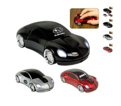 Picture of Sports Car Wireless Mouse