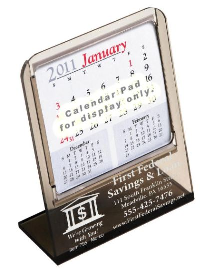 Picture of Stand Up Calendar