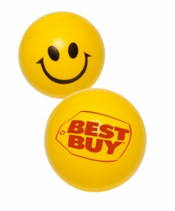 Picture of Stress Ball - Smiley
