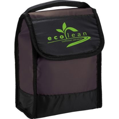 Picture of Undercover Foldable 5-Can Lunch Cooler Bag