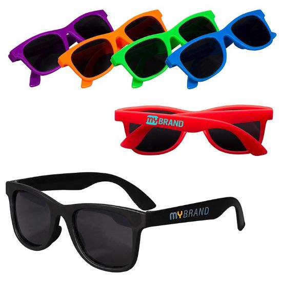 Picture of Youth Single-Tone Matte Sunglasses